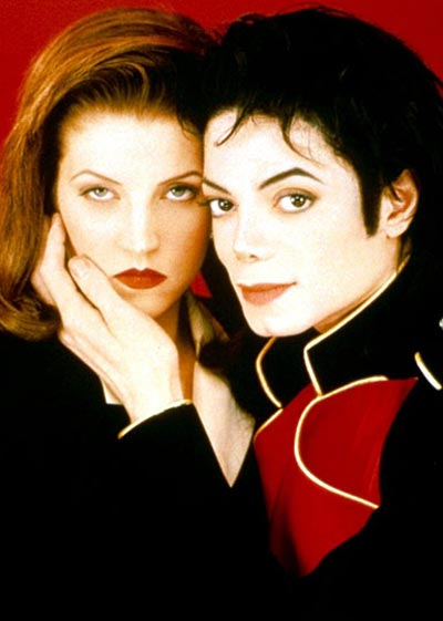 Michael Jackson - Lisa Marie Presley